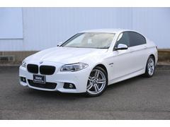 BMWアクティブハイブリッド5 Mスポーツ ACC 黒革Pシート
