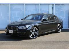 BMW740eアイパフォーマンス Mスポーツ 弊社デモカー