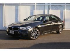 BMW530i Mスポーツ 弊社デモカー イノベクションパッケージ