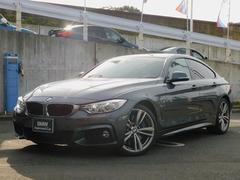 BMW435iグランクーペ Mスポーツ・AUX・サイドカメラ