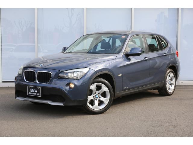BMW sDrive 18i ハイライン 社外ナビ 黒革シート
