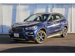 BMW X1xDrive 18d xライン 弊社デモ車 前後障害物感知器