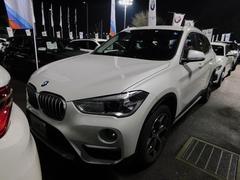 BMW X1xDrive 18d xライン Bカメラ 前後PDC LED