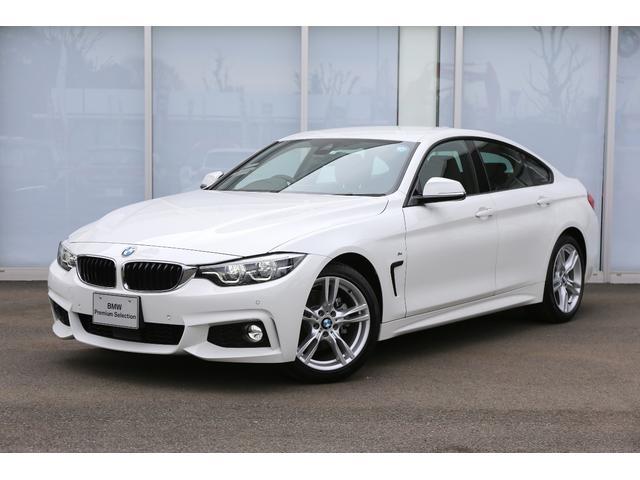 BMW 420iグランクーペ Mスポーツ 弊社社用車 禁煙 LCI