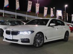 BMW530e Mスポーツアイパフォーマンス 19AW 黒革シート
