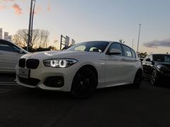 BMW118i Mスポーツ エディションシャドー・ACC・USB
