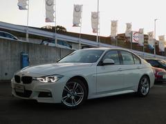 BMW320i Mスポーツ 弊社デモカー 黒革Mスポーツシート