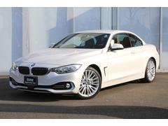 BMW435iカブリオレ ラグジュアリー 弊社下取り 前車追従機能