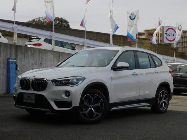 BMW xDrive 18d xライン 認定車 弊社デモカー・OP色