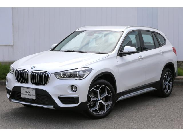 BMW xDrive18d xライン 弊社デモ前車追従オートトランク