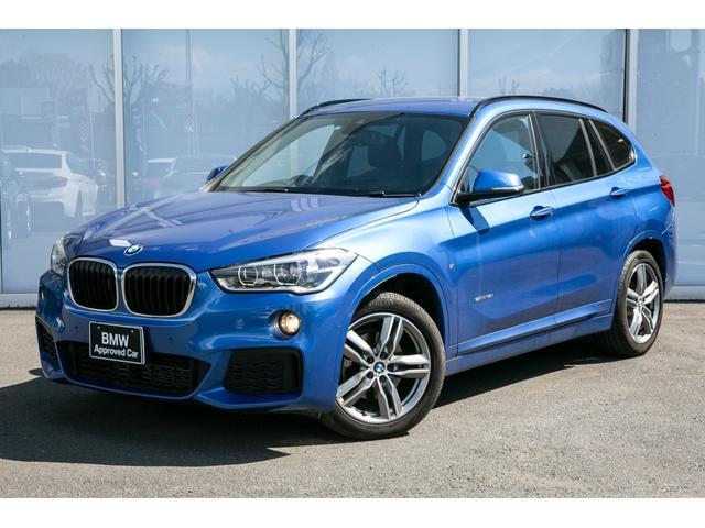 BMW sDrive 18i Mスポーツ 18AW LED オートH