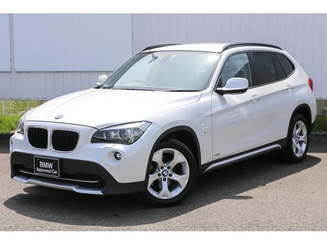 BMW sDrive 18i xライン 社外ナビ 17AW ETC