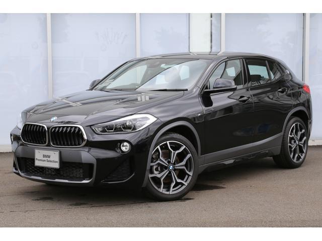 BMW sDrive 18i MスポーツX 弊社デモカー