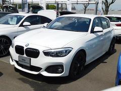 BMW118i Mスポーツ エディションシャドー LED ACC