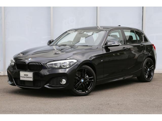 BMW 118i Mスポーツ エディションシャドー黒革ACC
