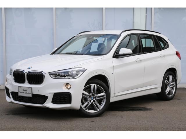 BMW sDrive 18i Mスポーツ弊社社用車LEDライト