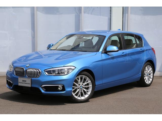 BMW 118i ファッショニスタベージューレザーACC17AW