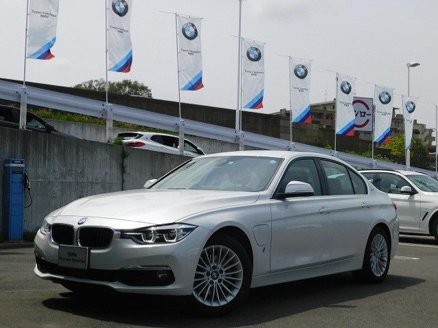 3シリーズ(BMW) 330eラグジュアリーアイパフォーマンス 中古車画像
