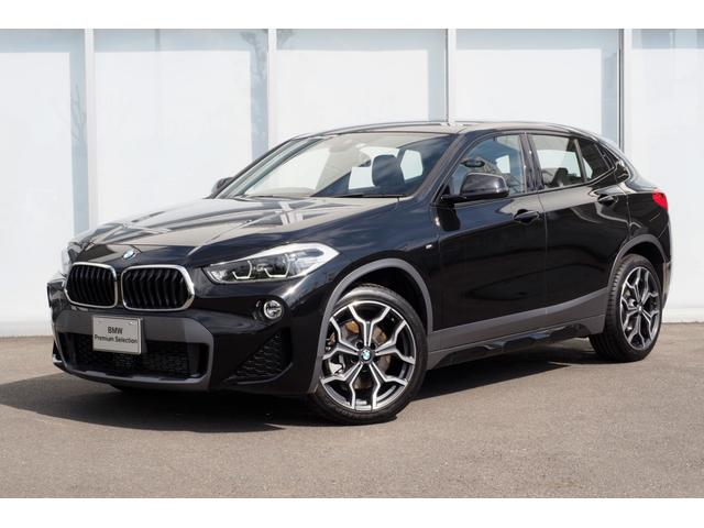 BMW xDrive 20i MスポーツX 弊社デモカー 黒革シート