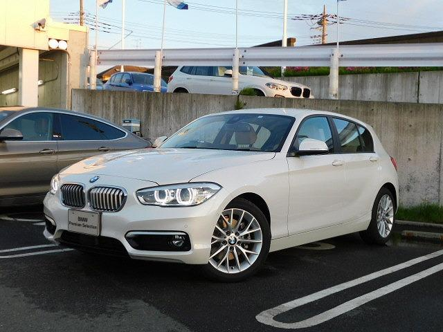 BMW 118i ファッショニスタ ACC ベージュレザー シートH