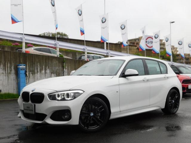 BMW 118i Mスポーツ エディションシャドー黒革ACC18AW
