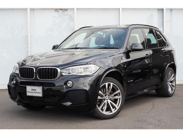 BMW xDrive 35d Mスポーツ20AWパノラマS/R黒革