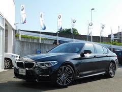 BMW523i Mスポーツ ハイラインパッケージACCHUD黒革