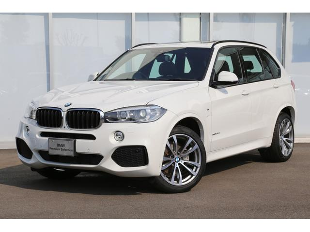 BMW xDrive 35d Mスポーツ黒革パノラマS/R20AW