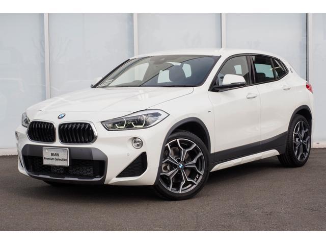 BMW xDrive 20i 弊社デモカー 前車追従 パドルシフト