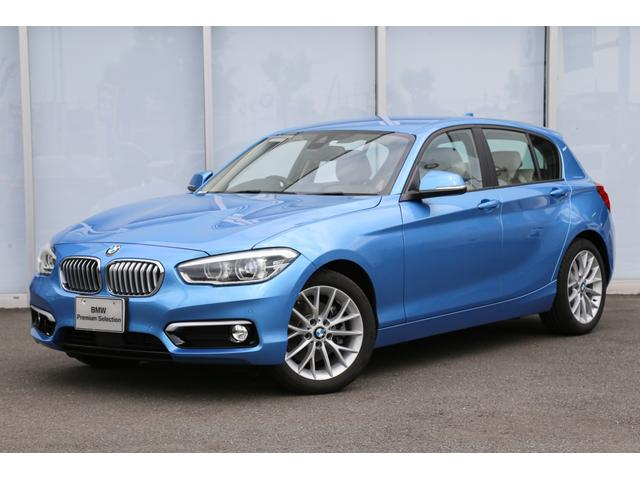 BMW 118i ファッショニスタ 弊社デモカー 前車追従機能