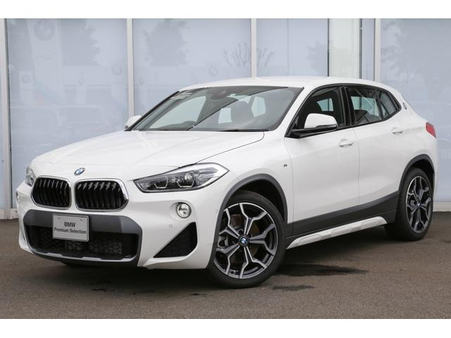 BMW xDrive 20i MスポーツX 弊社デモカー