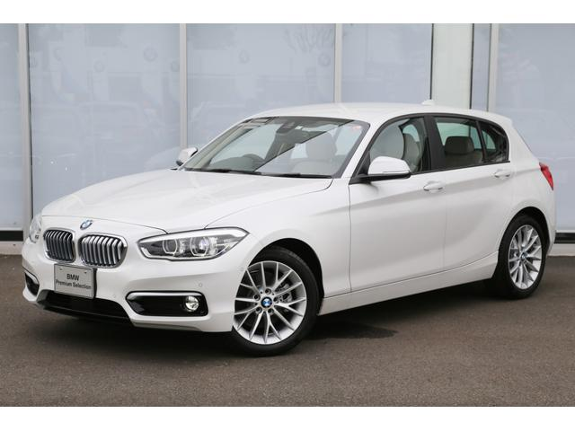 BMW 118d ファッショニスタ 弊社デモカー シートヒーター