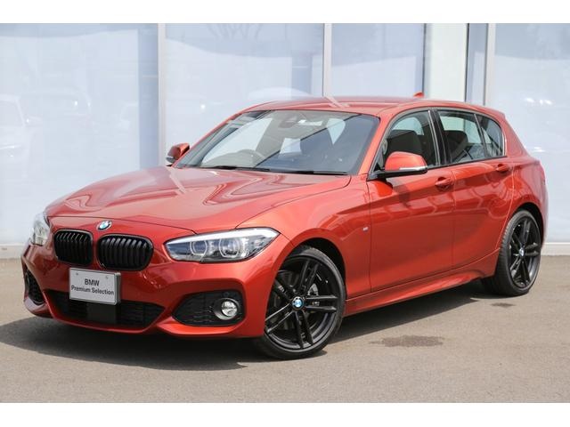 BMW 118i Mスポーツ エディションシャドー・ACC・Bカメ