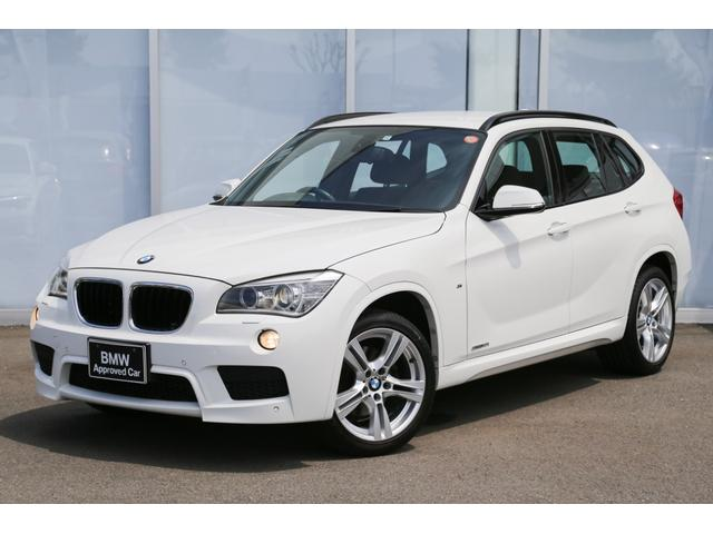BMW sDrive 18i Mスポーツ・コンフォートアクセス