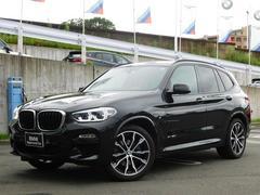 BMW X3xDrive 20d Mスポーツ 弊社下取り シートヒーター