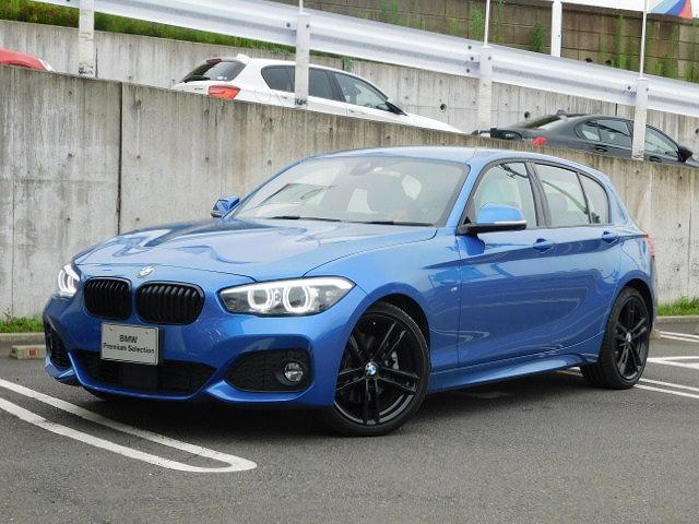 BMW 118i Mスポーツ エディションシャドー黒革ACC禁煙