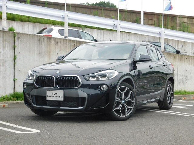 BMW sDrive 18i MスポーツX アドバンスドSafety
