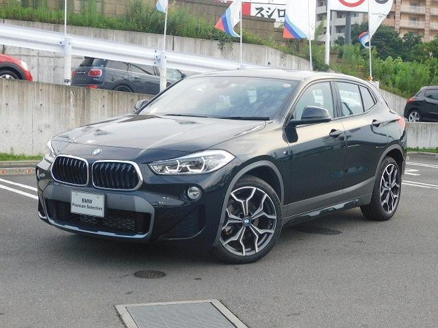 BMW sDrive 18i MスポーツX 黒革ACC19AWHUD