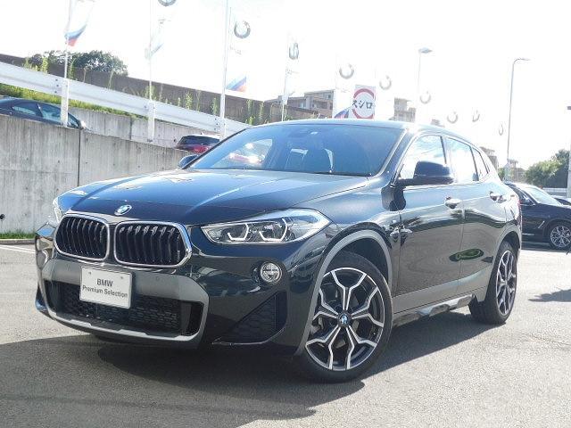 BMW xDrive 20i MスポーツX 19AW シートヒーター