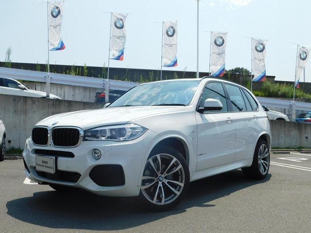 BMW xDrive 35d Mスポーツ セレクトP 弊社デモカー