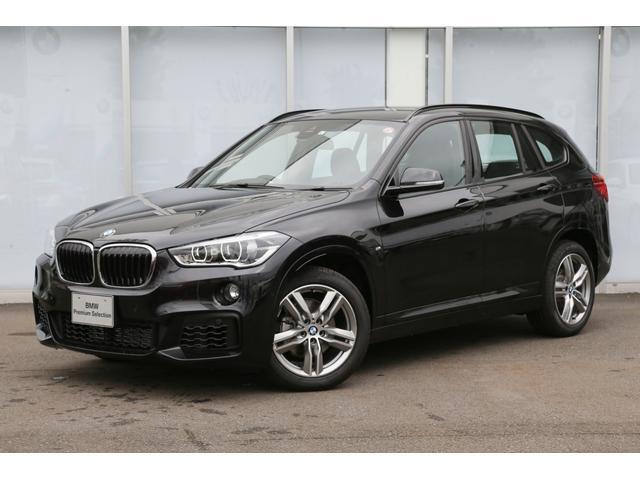 BMW sDrive 18i Mスポーツ 18AW ヘッドアップD