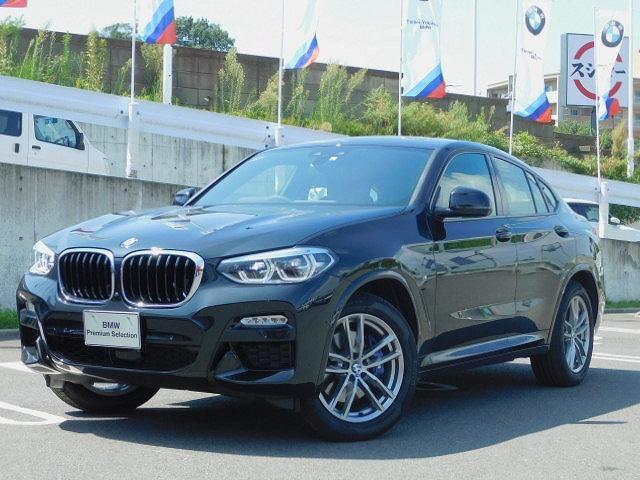 BMW xDrive 30i Mスポーツ デモカー 黒革 HUD