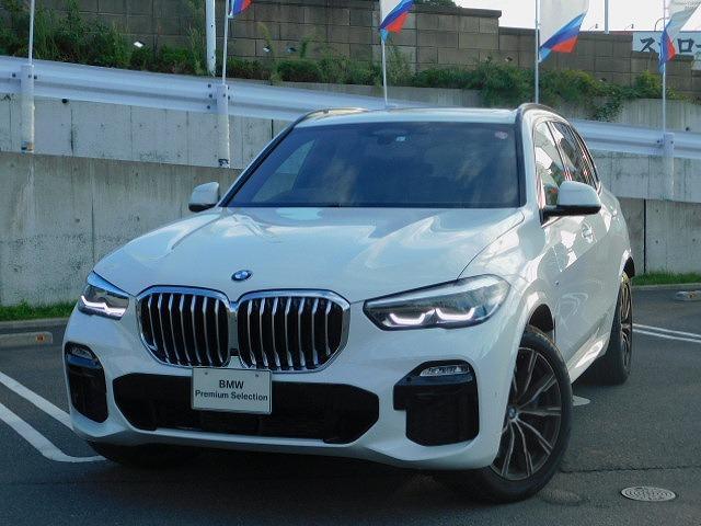 BMW xDrive 35d Mスポーツ 黒革シート 20インチ