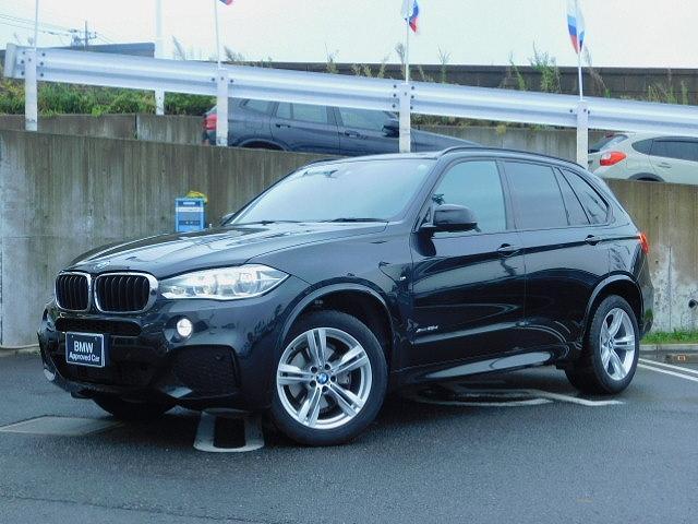 BMW xDrive 35d MスポーツLED弊社下取り茶革ACC