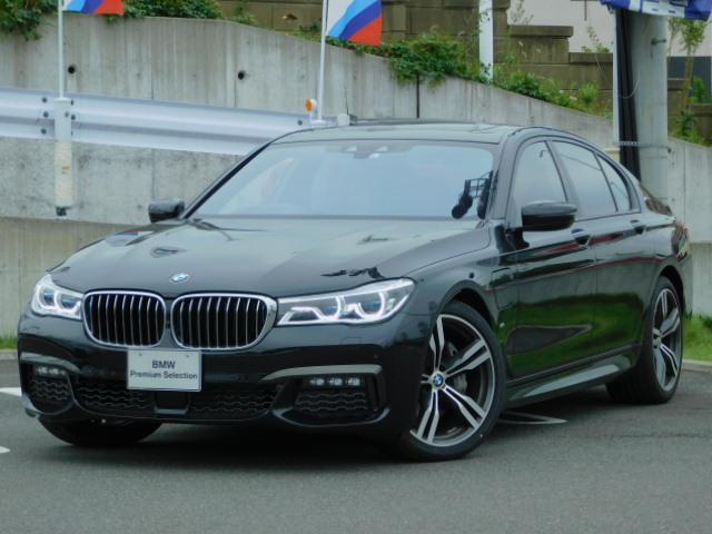 BMW 740eアイパフォーマンス Mスポーツサンルーフハーマン