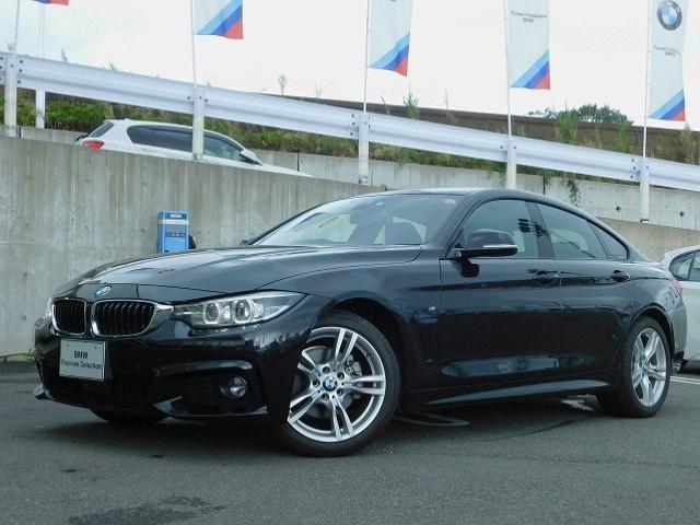 BMW 420iグランクーペ Mスピリット LED パドル ACC