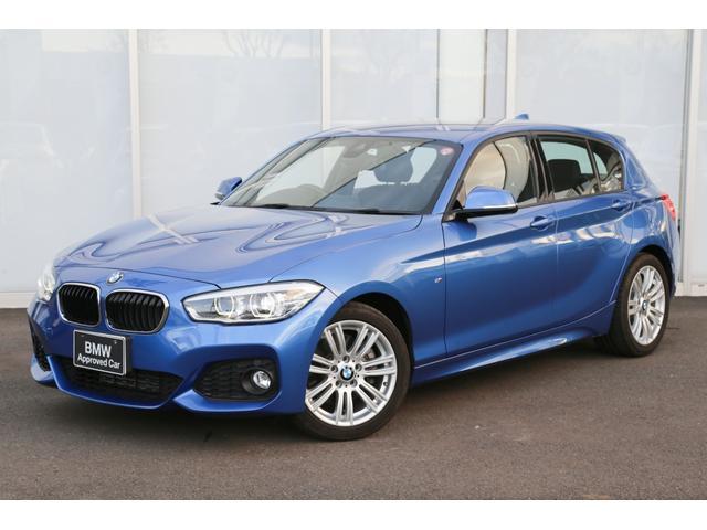 BMW 118i Mスポーツ弊社下取りLEDライト認定中古車