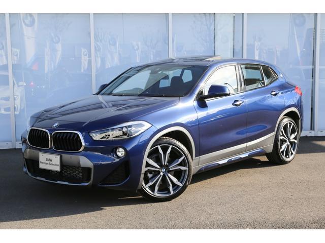 BMW xDrive 18d MスポーツXサンルーフACC20AW