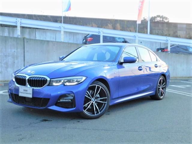 BMW 320d xDrive Mスポーツ  デビューP 黒革