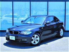 BMW120iクーペ正規認定中古車 禁煙 iDrive Mコレ